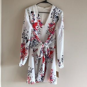 Rachel Rachel Roy Floral Dress NWT
